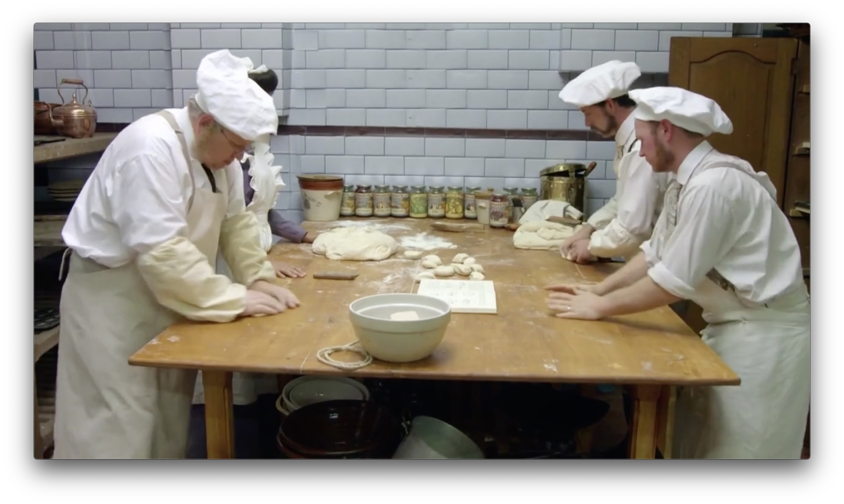Victorian Bakers Living History